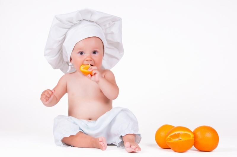 دراسة: لا ينصح عادةً بإعطاء عصير البرتقال للأطفال الرضع