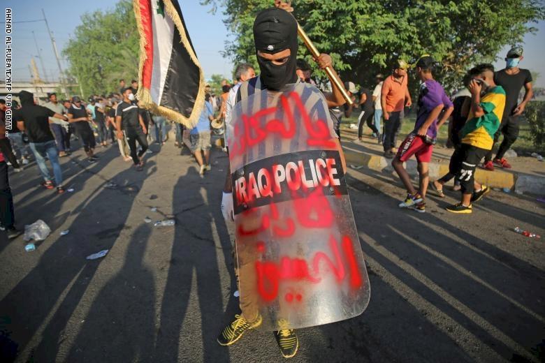 لردع المظاهرات...الأمن العراقي ينتشر قرب المدارس