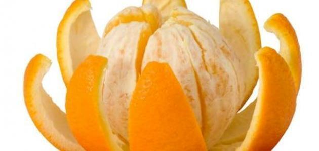 يحميك من مرض خطير..لا تتخلص من قشر البرتقال