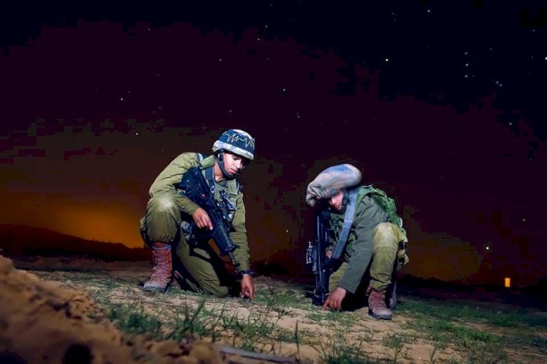 جيش الاحتلال يكشف تفاصيل ما حدث على حدود غزة