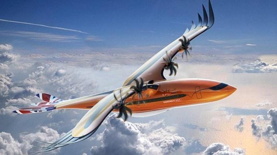 طائرات إيرباص الجديدة.. تحاكي الطبيعة وتوفر نصف الوقود!