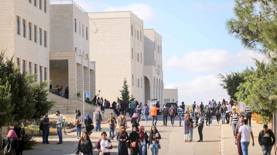 بعد قرار إخلائها- جامعة بيرزيت تستأنف التدريس غداً كالمعتاد