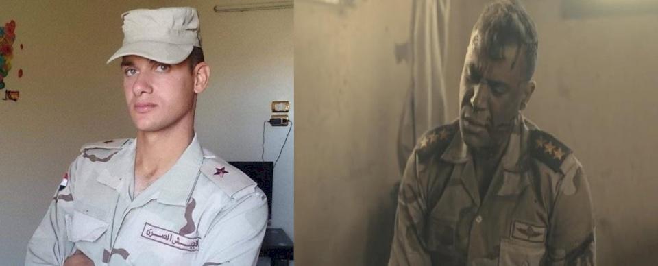 من هو الضابط فتحي الذي جسده محمد إمام في مسلسل الاختيار