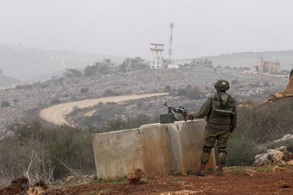 """لبنان وإسرائيل يتوصلان لـ""""اتفاق إطار"""" للتفاوض بشأن الحدود"""