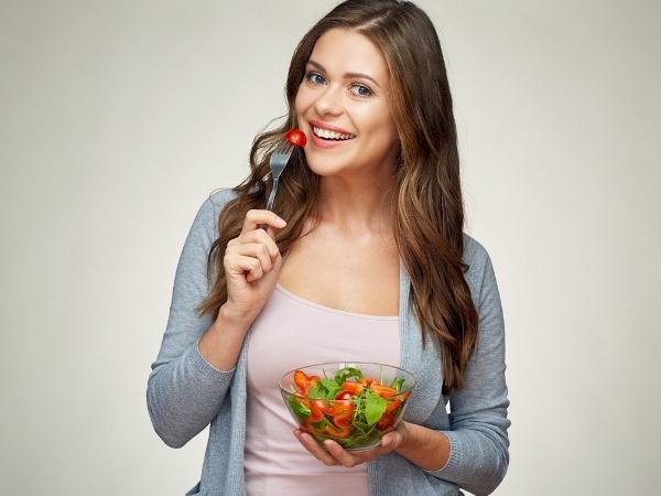 نصائح رجيم للحفاظ على الوزن المثالي للمرأة المتزوجة
