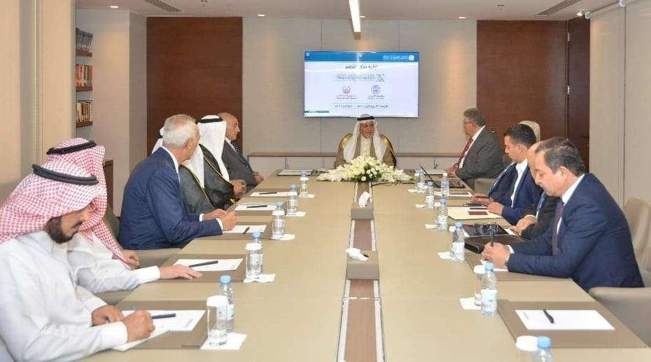 صور.. إتفاقية إنشاء مركز الملك فيصل للدراسات الاسلامية في جامعة القدس