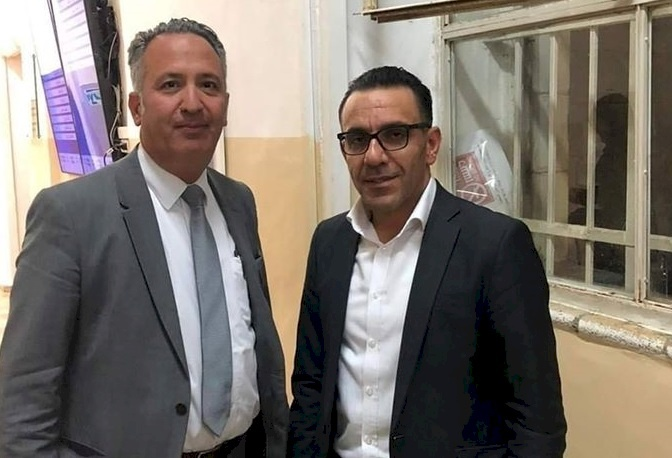 الاحتلال يفرج عن المحافظ عدنان غيث