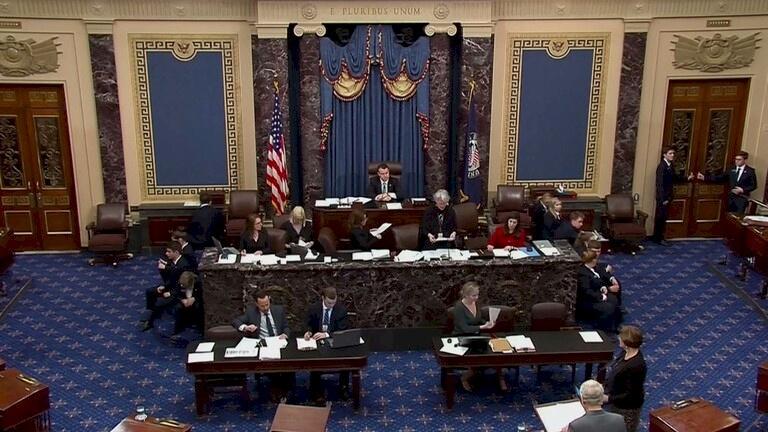 """مجلس الشيوخ يقرر الحد من """"صلاحيات الحرب"""" لترامب"""