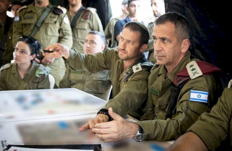 إسرائيل تنشئ مقراً خاصاً لجيشها للتعامل مع إيران