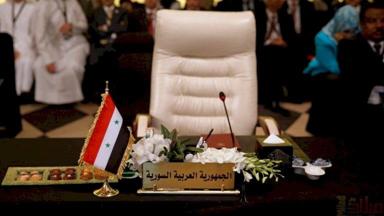 الجزائر: أعيدوا سوريا للجامعة العربية فغيابها ضرر لنا
