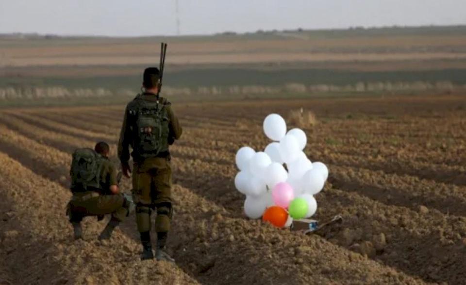 القناة 13: حماس ستوقف الصواريخ والبالونات المفخخة بشرط