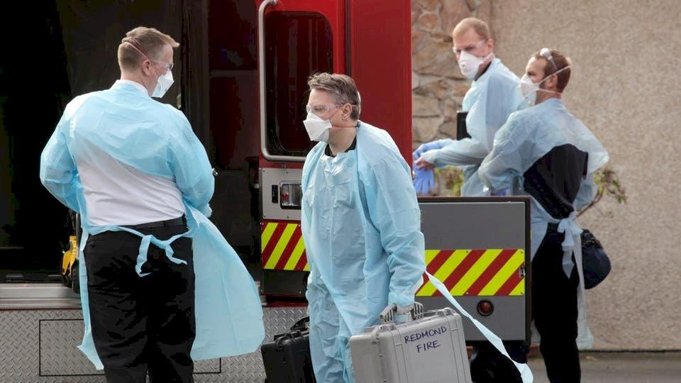 أمريكا: 100 وفاة وأكثر من 5 آلاف اصابة بكورونا