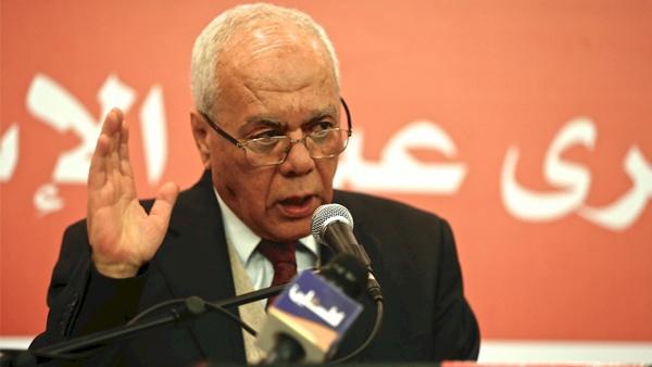 الطيب عبد الرحيم أمين عام الرئاسة الفلسطينية في ذمة الله
