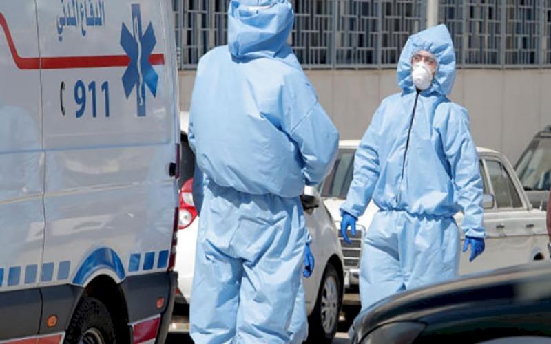 """6 وفيات و823 إصابة جديدة بـ""""كورونا"""" في الأردن"""