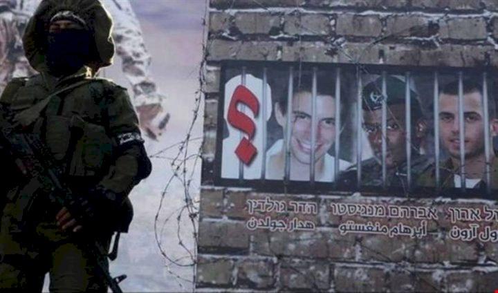 اعلام الاحتلال يتحدث عن امكانية عقد صفقة تبادل اسرى قريباً