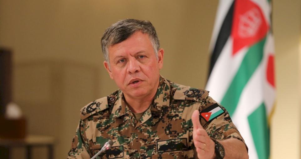 ملك الأردن يتلقى اتصالاً من بايدن بعد الأحداث الأخيرة