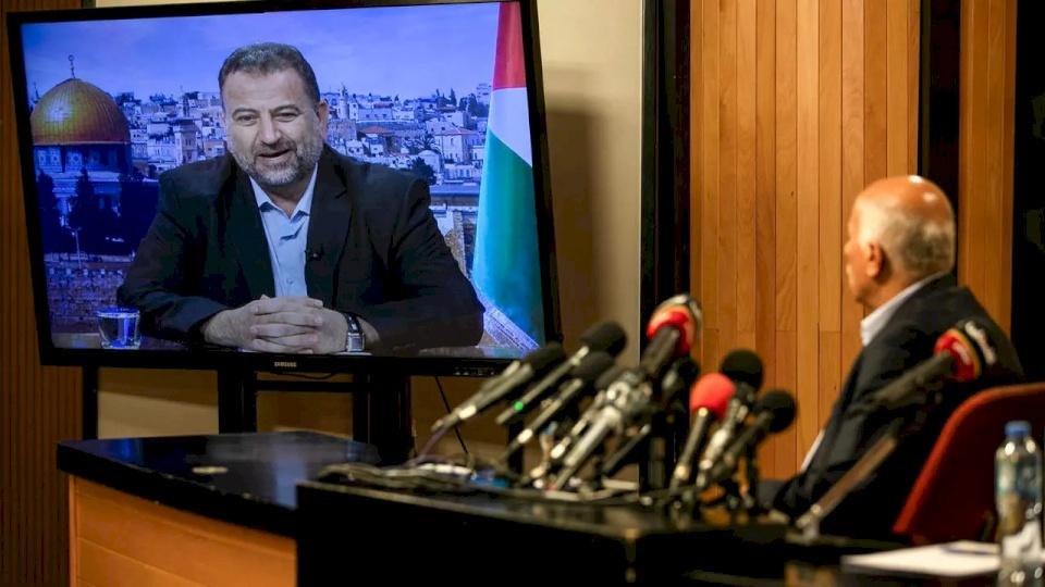 قلق إسرائيلي من مؤتمر الرجوب- العاروري