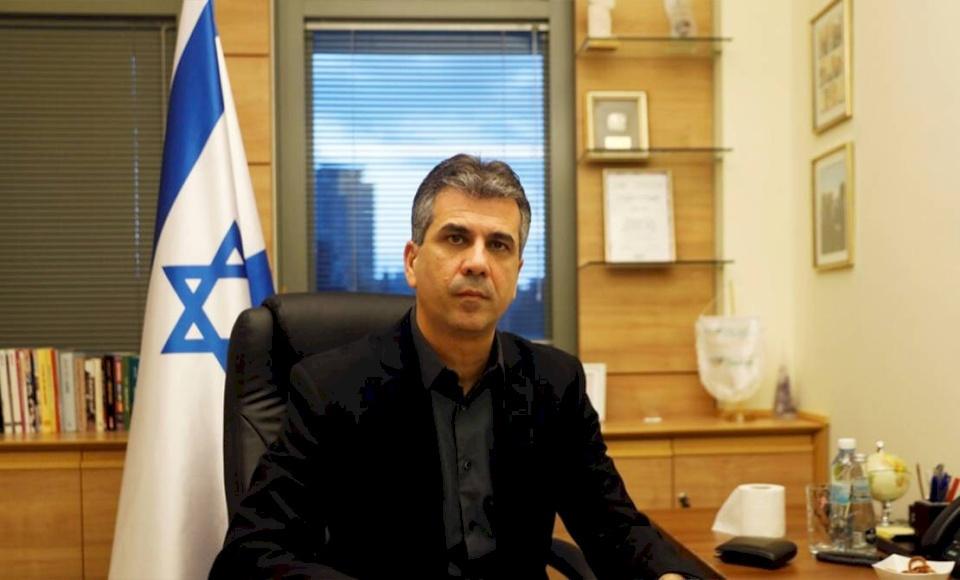 """وزير إسرائيلي يحدد موعدًا أخيرًا لتنفيذ """"الضم"""""""