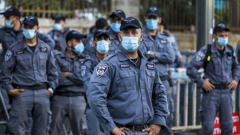 قائد شرطة الاحتلال في القدس تحت الحجر الصحي
