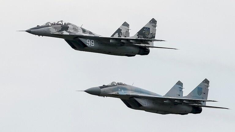 إسرائيل تحدث طائرات لسلاح الجو الأوكراني