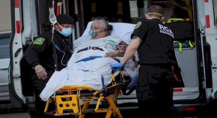 الولايات المتحدة: أكثر 60 ألف إصابة جديدة بكورونا