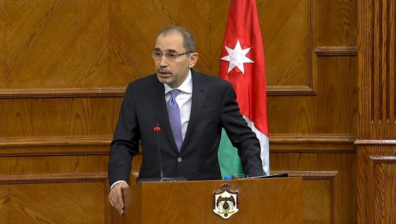 """الأردن: على """"اسرائيل"""" أن تختار بين السلام العادل أو استمرار الصراع"""