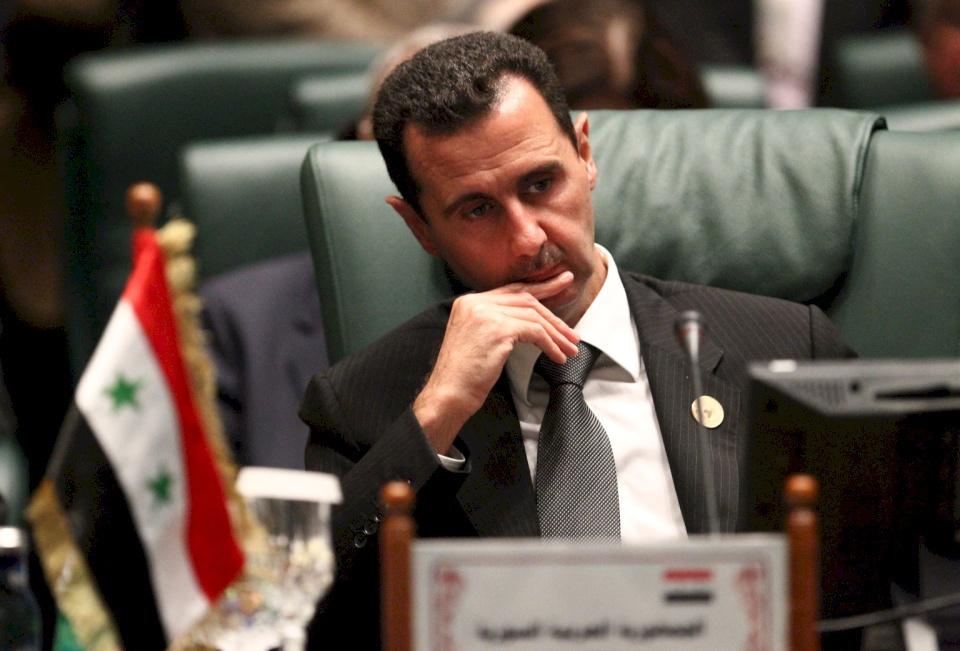 ترامب يكشف لأول مرة: حاولنا اغتيال بشار الأسد