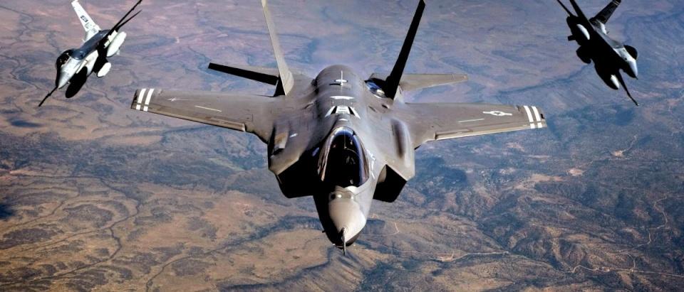 """قائد عسكري إسرائيلي: حصول أبوظبي على """"F35"""" يهدد المنطقة"""