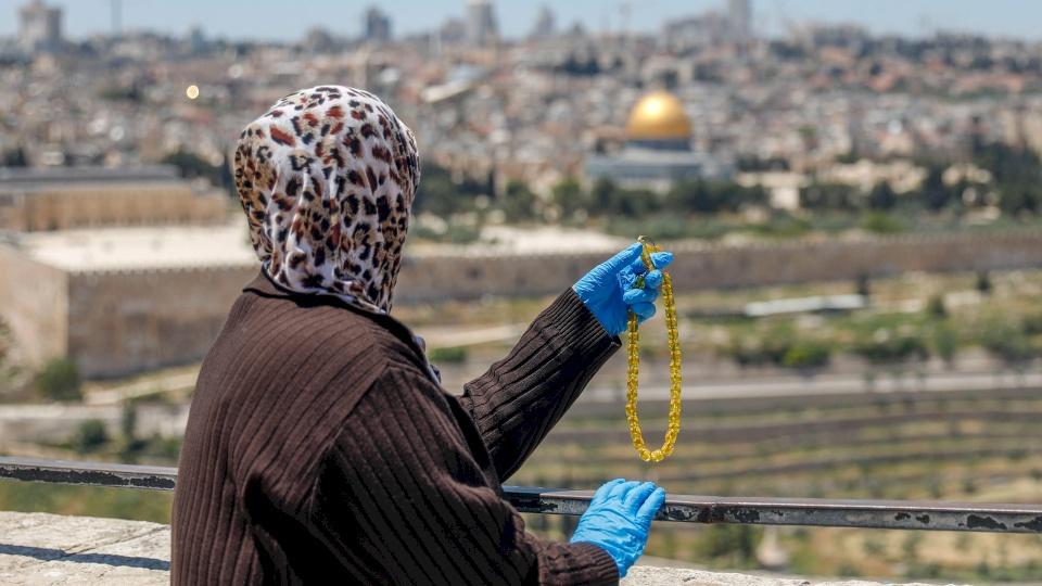 القدس.. 543 إصابة نشطة بفيروس كورونا