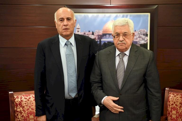 الرجوب: مبادرة الرئيس عباس معقولة ومنطقية وعملية