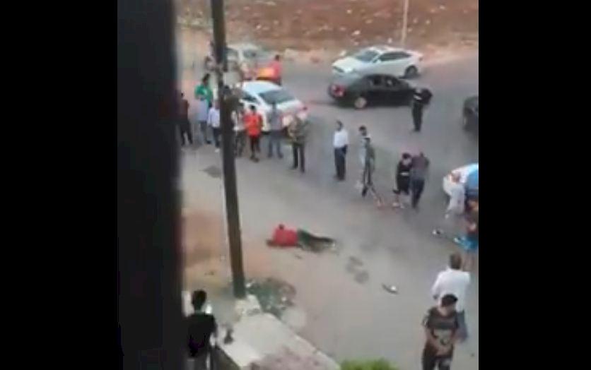 فيديو| انهيار شابين بعد تعاطيهما مخدرات في الأردن