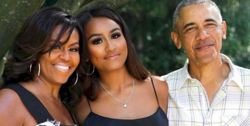 """ظهور """"صادم"""" لابنة أوباما على """"تيك توك"""".. وحذفت الفيديو لاحقا"""