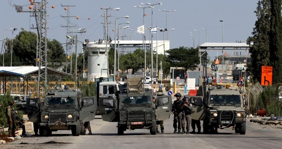 إصابة ثلاثة فتية من مخيم جنين برصاص الاحتلال قرب من حاجز الجلمة