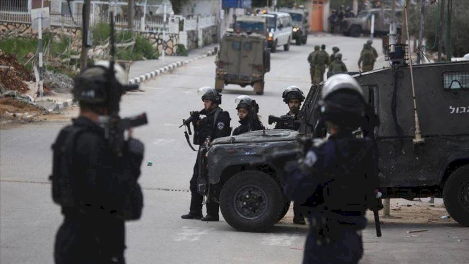إصابات بشظايا رصاص الاحتلال واعتقال قيادي بالجهاد في جنين