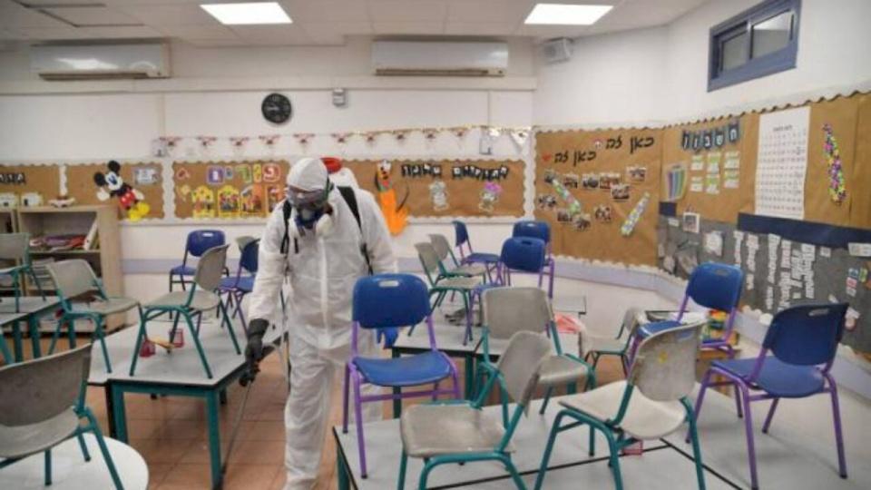 بسبب كورونا.. إغلاق 3 مدارس بمحافظة بيت لحم
