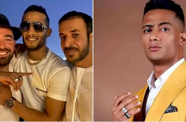هل شطب محمد رمضان من نقابة الممثلين بسبب صورته مع فنان إسرائيلي؟