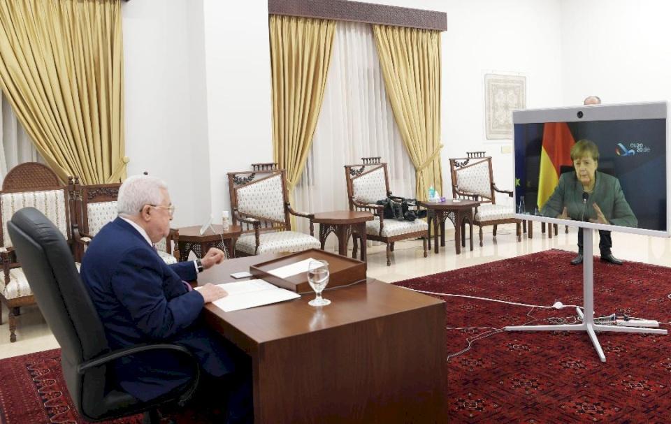ألمانيا تستعد للتوسط بين الإسرائيليين والفلسطينيين