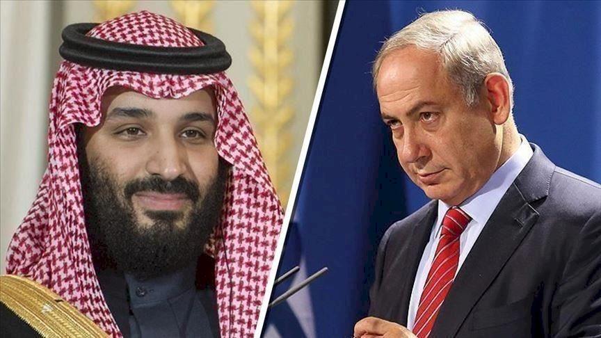 كواليس مثيرة عن زيارة نتنياهو ورجاله إلى السعودية