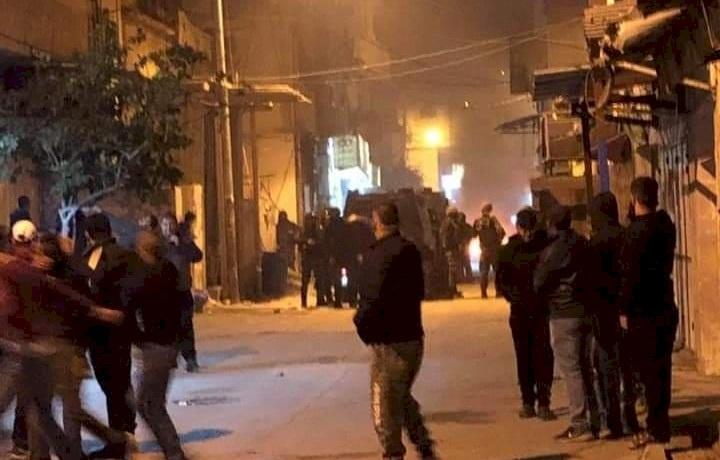 مصدر أمني: تعرض قوة أمنية لإطلاق نار في مخيم بلاطة