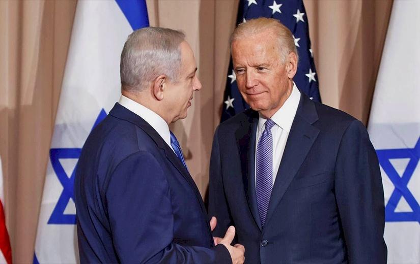 الكشف عن أول محادثات رسمية بين تل أبيب وإدارة بايدن