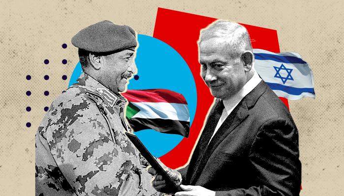 السودان: التطبيع الكامل مع إسرائيل قرار الشعب