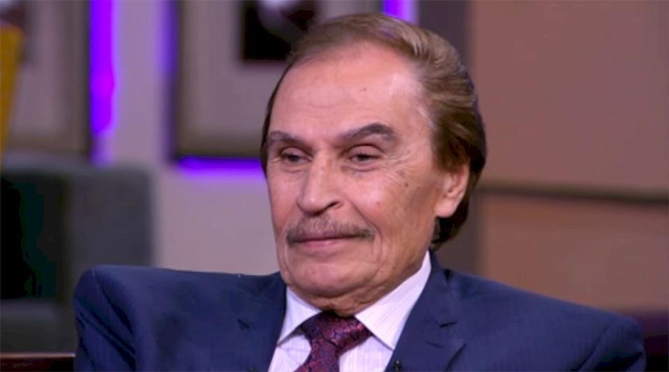 """رحيل الفنان المصري """"عزت العلايلي"""""""