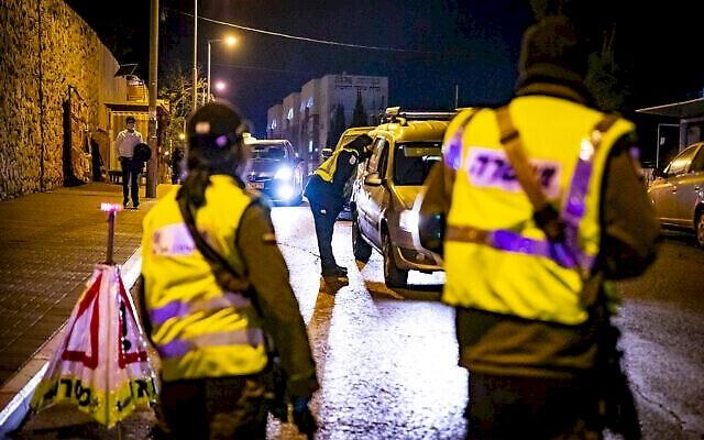 تمديد الإغلاق المشدد في إسرائيل حتى الأحد المقبل
