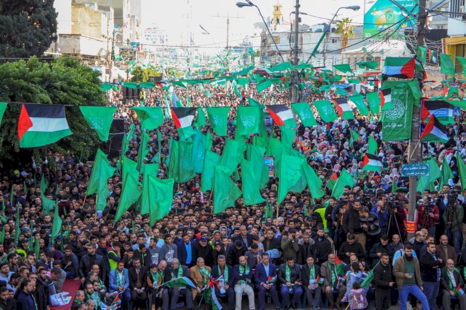 حماس تنهي المرحلة الأولى من انتخاباتها الداخلية