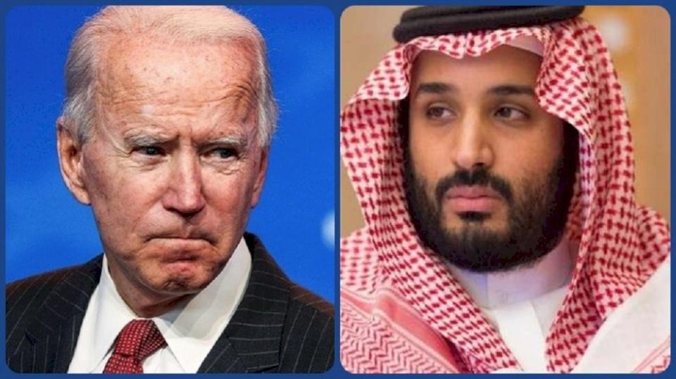 تقرير أمريكي يحذر بايدن من اتخاذ أي إجراءات ضد السعودية