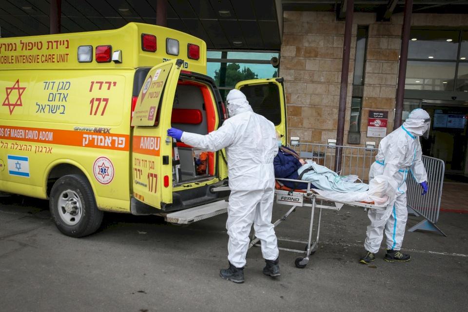 الصحة الإسرائيلية: 9 وفيات و274 إصابة جديدة بكورونا