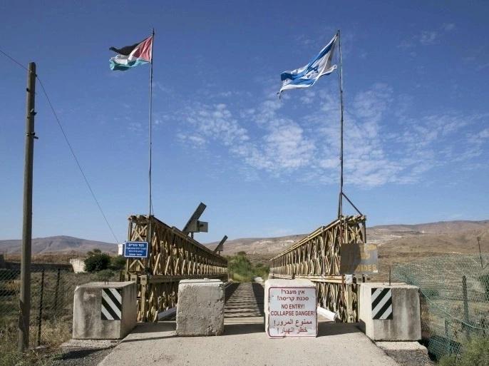 إعلام عبري: مسؤول أمني إسرائيلي قام بزيارة سرية للأردن
