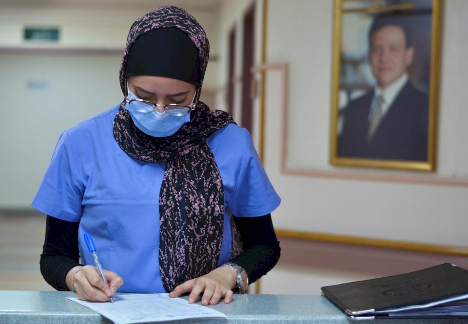 الأردن: 45 وفاة و2097 إصابة جديدة بفيروس كورونا