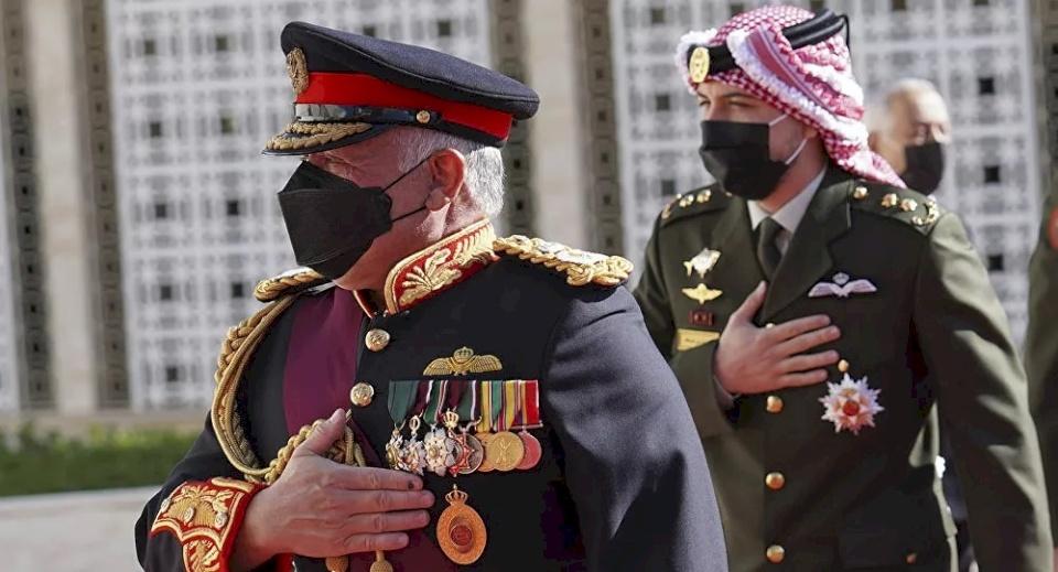 """ملك الأردن يطلب إنهاء اعتقال المتهمين بـ""""قضية الفتنة"""" في أسرع وقت"""