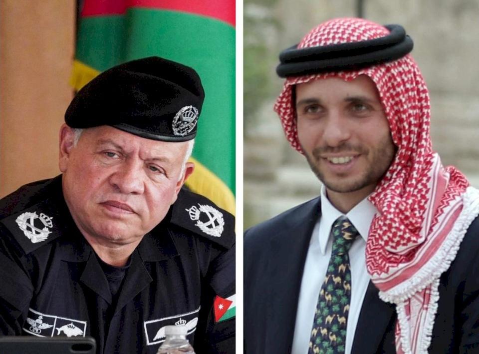 رسائل واتساب وتسريبات جديدة تكشف المستور في قضية الأمير حمزة!